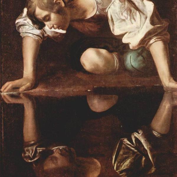Narcissus - Carvaggio