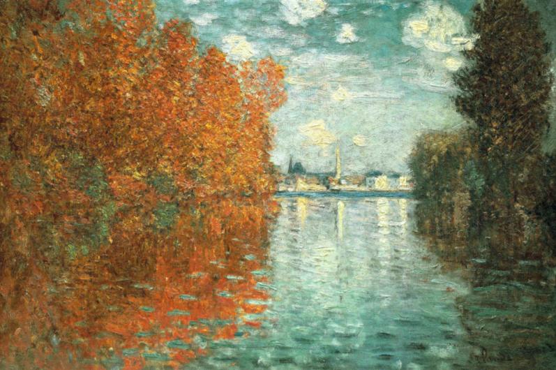 autumn efect
