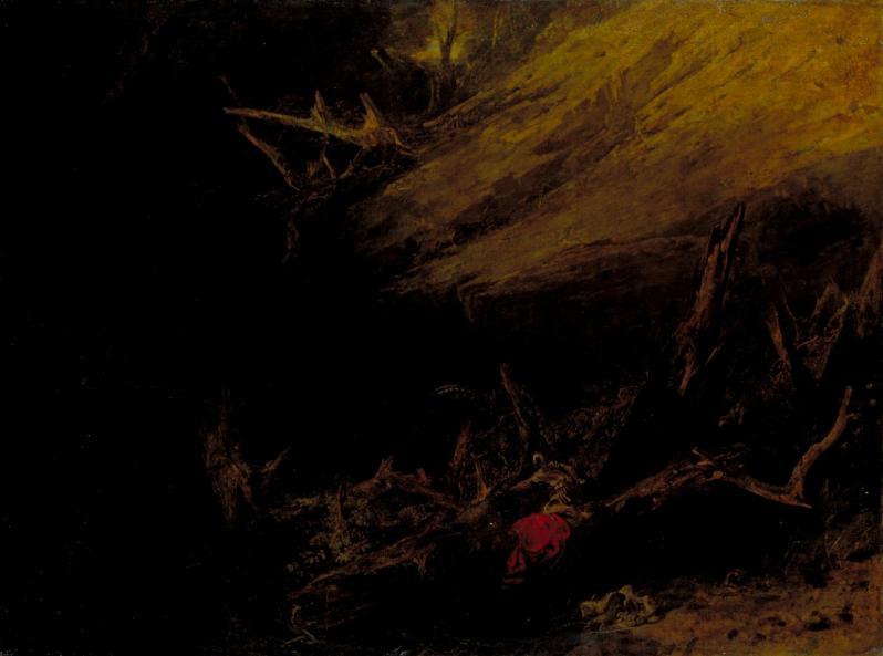 Jason exhibited 1802 by Joseph Mallord William Turner 1775-1851