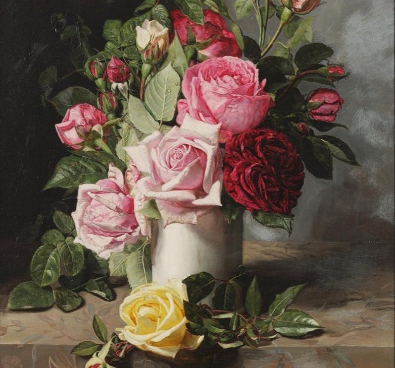 still-life-of-roses-1882-by-edward-george-handel-lucas