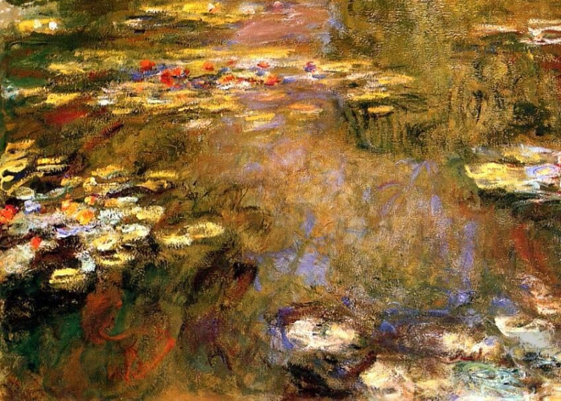 4-The-Water-Lily-Pond-Claude-Monet