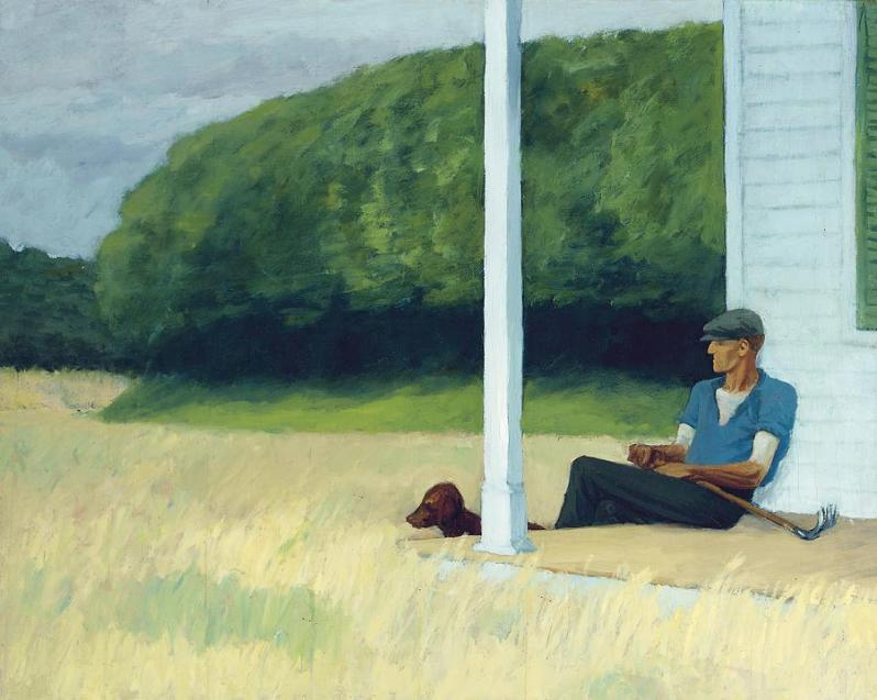 clamdigger-edward-hopper