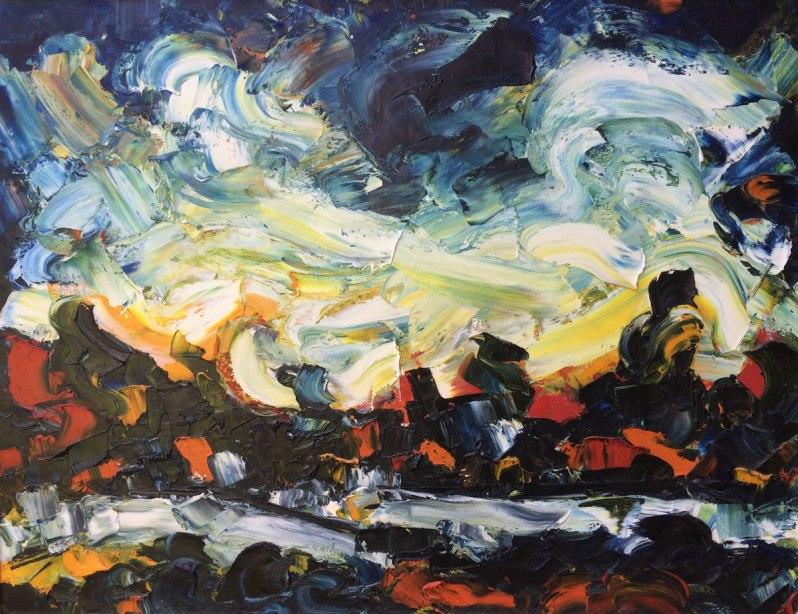 German-Expressionism-painting-shertogenbosch-Hubert-Roestenburg