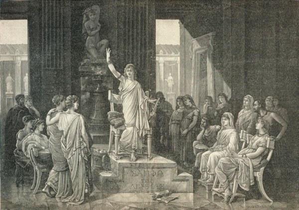 Sappho the poet poetry