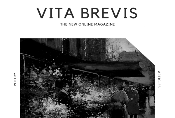 Vita Brevis Poetry Magazine Submit Poem